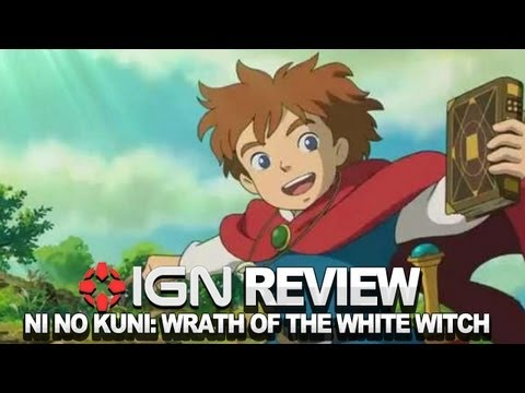 IGN Reviews - Ni No Kuni: Wrath of the White Witch Video Review