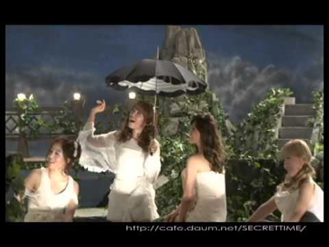 시크릿 (Secret) _ 별빛달빛 Making Film  한선화 ver.
