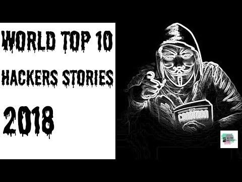 Top 10 hackers in the world 2018 | Dangerous Hackers |