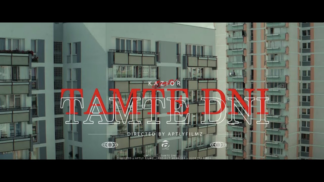 DOWNLOAD: Kazior – Tamte Dni (prod. Lynch) (Official Video) Mp4 song