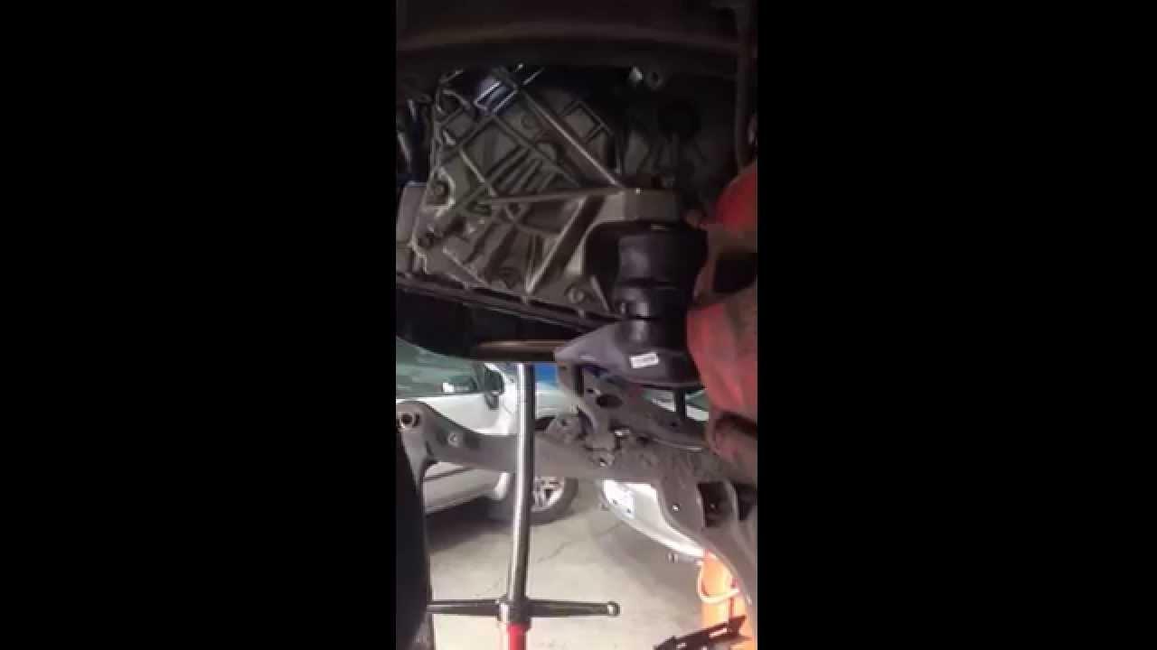 Toyota Sienna Transmission U151e