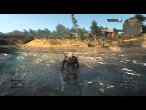The Witcher 3 7850 1080p Ultra High Med & Low FPS