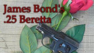 The .25 Beretta of Ian Fleming