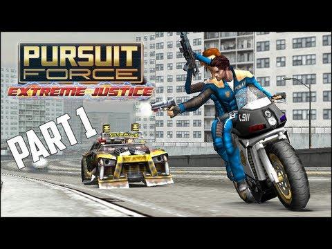 Pursuit Force: Extreme Justice HD | Walkthrough | Part 1