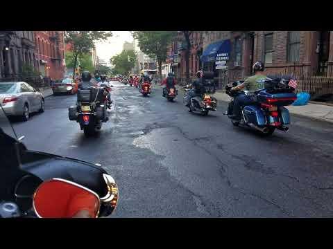 Random 911 Ride NY 2016 featuring Montgomery Gentry