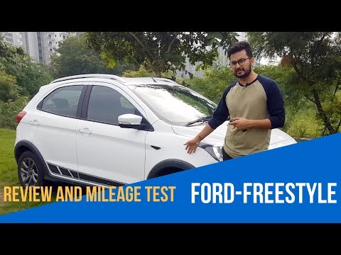 Ford FreeStyle Petrol Review and Mileage Test in Hindi