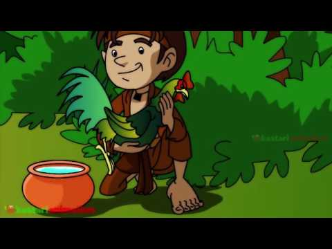 Dongeng Cerita Rakyat Cindelaras   Kastari Animation Official   YouTube