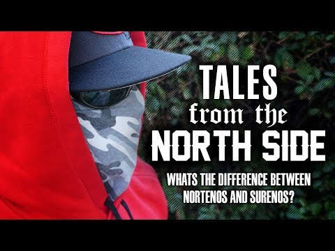 What † s the difference between Norteños and Sureños - TFTNS EP1