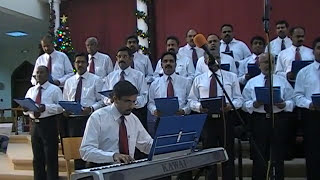 Gambar cover The Talented Dr. Johann Ebenezer on Piano as the Gentlemen of Muscat Men's Choir Enter