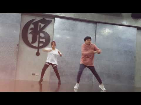 Teacher Georcelle Dances With Her Son BJ at GForce 10th Anniversary Project
