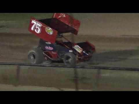 Canandaigua Speedway Brandyn Griffin feature race 9/2/17
