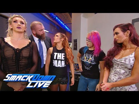 Who will be next to challenge Asuka?: SmackDown LIVE, Jan. 1, 2019