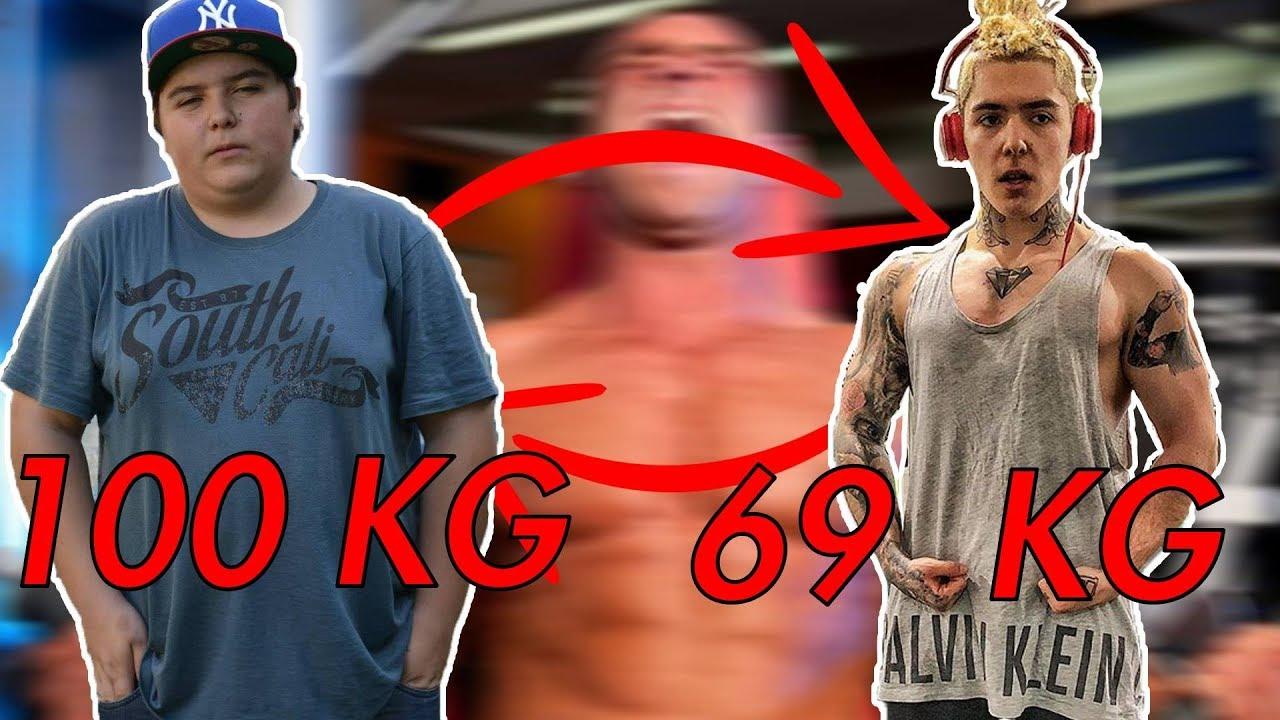 am slabit 30 kg