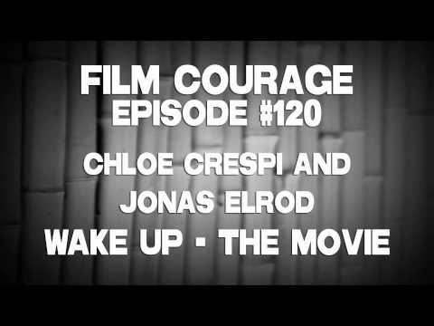 Chloe Crespi and Jonas Elrod on their documentary WAKE UP - about spirituality and psychic abilities