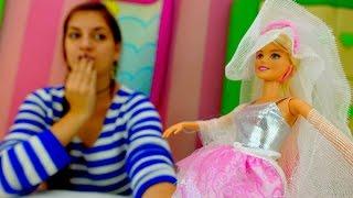 Куклы Барби - Костюм привидения на Хэллоуин