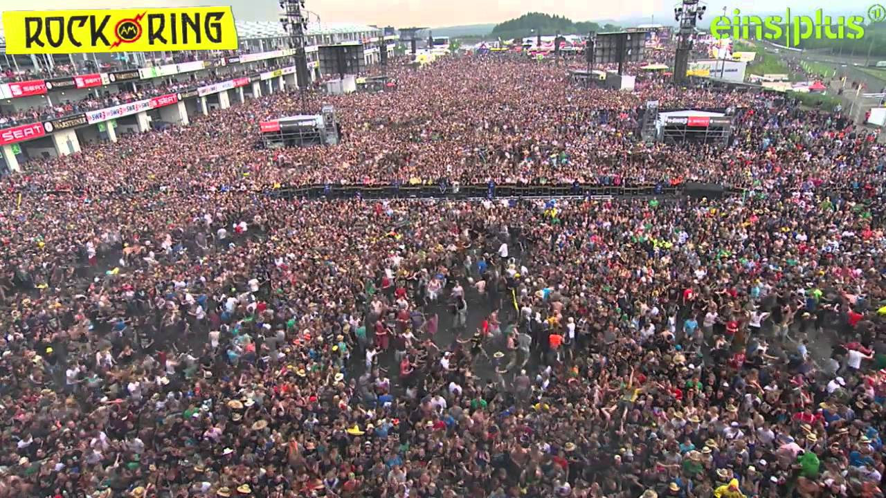 Rock Am Ring Tv übertragung 2019
