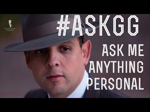 Q&A - Ask Sven Raphael Schneider Anything Personal - #AskGG