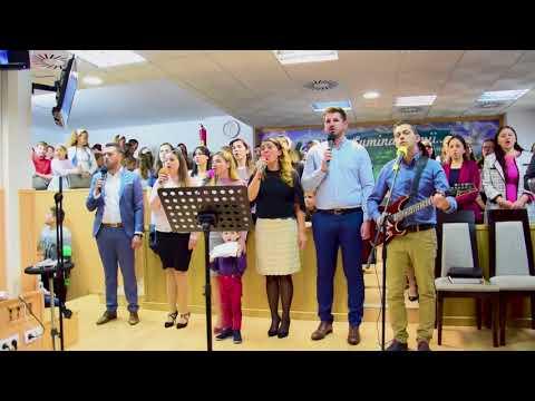 În Betleem azi, Grupul de laudă și închinare (Biserica Elim din Roquetas de Mar)