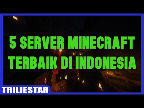 5 Server Minecraft Terbaik Di Indonesia - Видео из Майнкрафт (Minecraft)