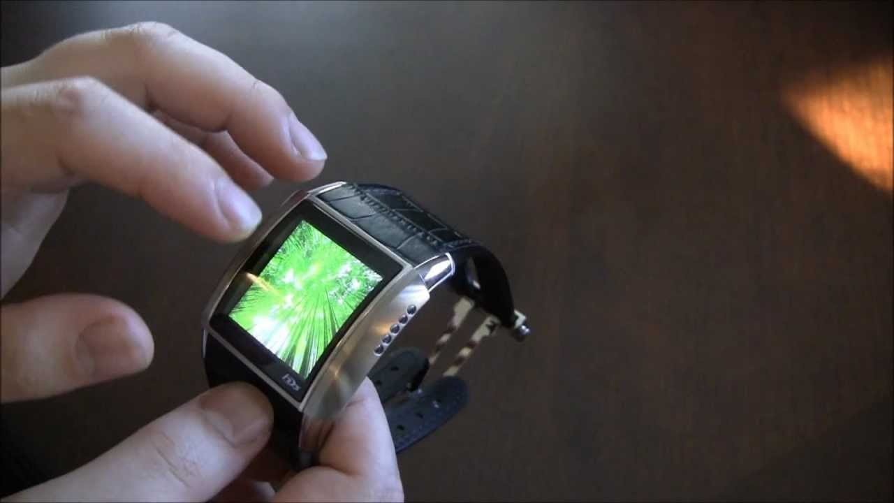 Review of the HD3 Slyde Touchscreen Watch | Crown ...