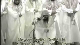 Makkah Taraweeh 1427-Night 4-Part 8/10 with Translations (Shaykh Budair)