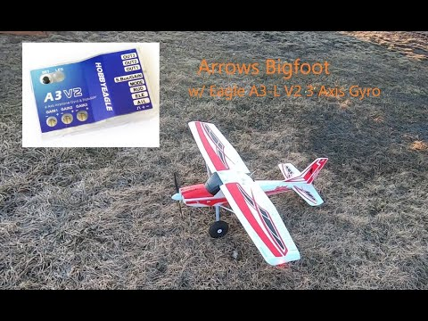 Arrows Bigfoot (w/