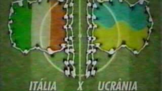Copa do Mundo 2006 - Quartas - Itália x Ucrânia