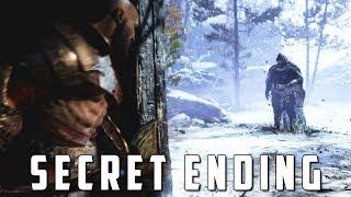 GOD OF WAR SECRET ENDING - Walkthrough Gameplay Part 50 (God of War 4)