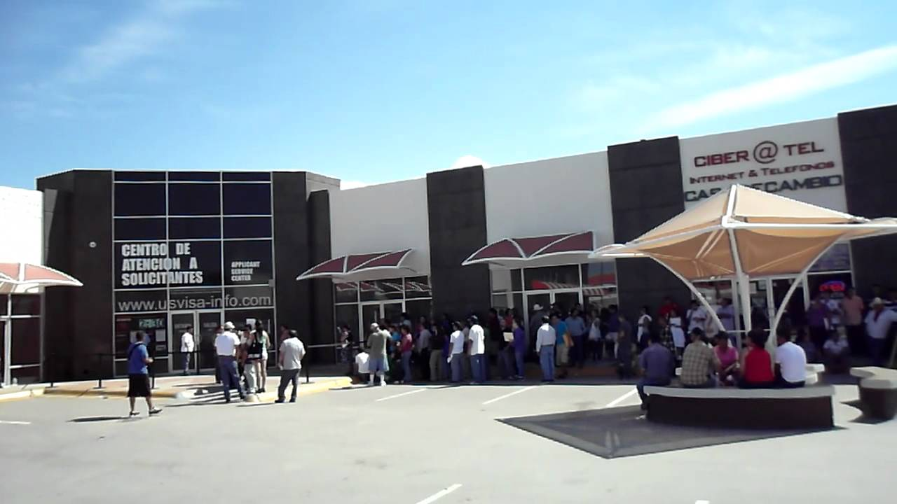 Applicant Service Center and Consulate in Ciudad Juarez, Mexico