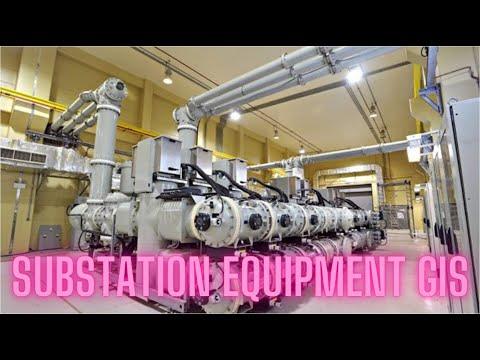 Power Dispatcher Training Course - Substation Equipment GIS
