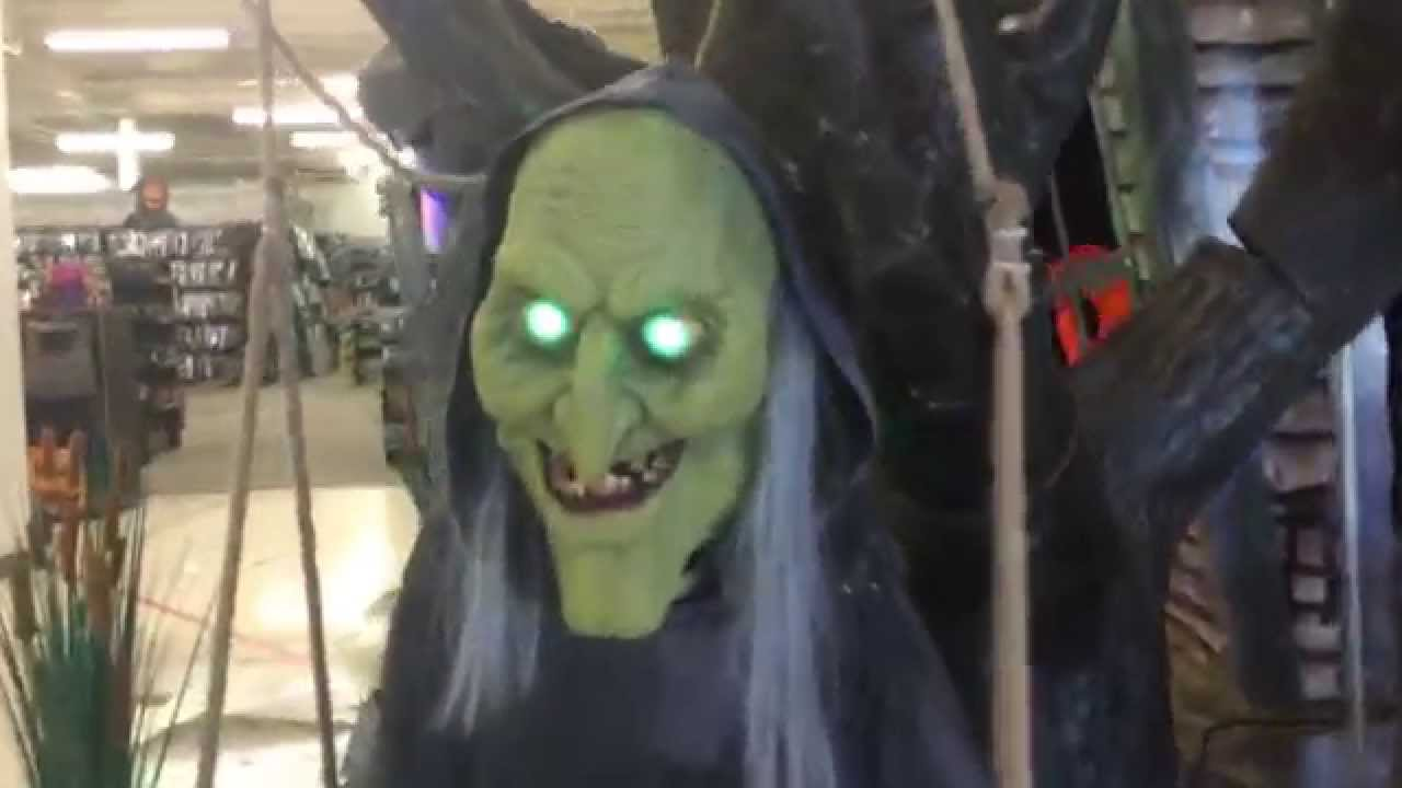 spirit halloween 2015 youtube - Halloween Store Spirit