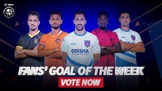 Fans' Goal of the Week Nominees - Gameweek 3 | Hero ISL 2019-20