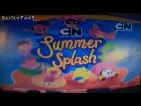 Cartoon Network Philippines - Summer Splash Promo (Overview) (2017)