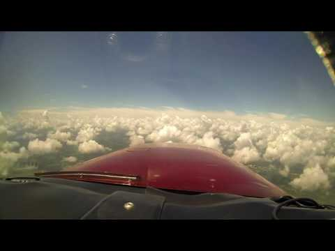 IFR Flight home from Annual/ATC Audio/Mooney M20K 231