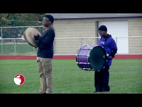 Columbus Africentric Early College Marching Band