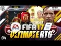 FIFA 17 ULTIMATE ROAD TO GLORY! #94 - TOP 100 DREAM!?!?