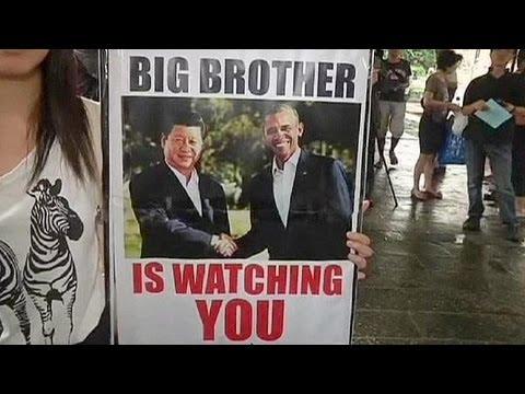 Scandale d'espionnage électronique: les géants d'internet veulent soigner leur image