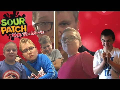 Sour Patch Kids The Movie
