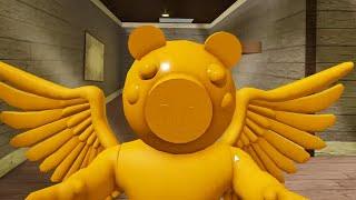 ROBLOX PIGGY 2 GOLD GEORGE BLOXY JUMPSCARE - Roblox Piggy Book 2 rp