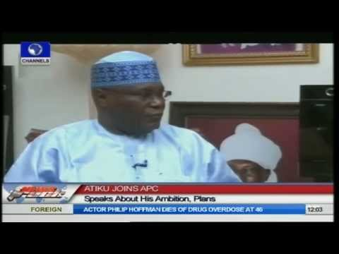 Atiku Abubakar Explains Why He Dumped PDP For APC