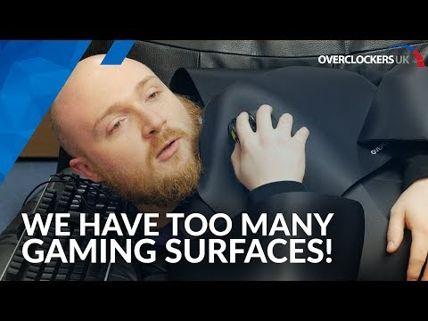 Buy a Gaming Mouse, Get an OcUK Gaming Surface!