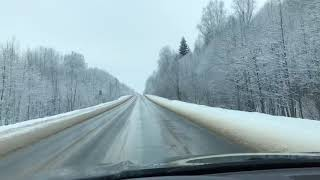 Зима! Снег! Природа! Жизнь!