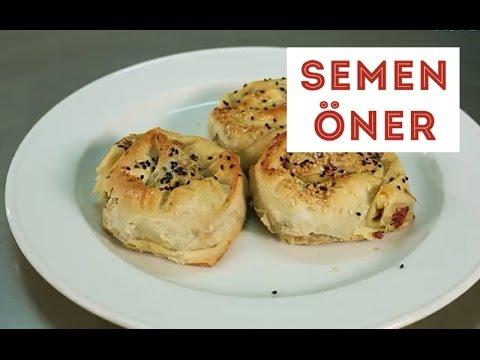 kıymalı gül böreği  semen öner yemek tarifleri