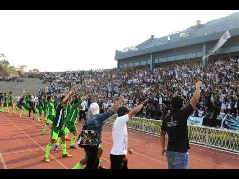 PUC Hlado by Football Team (MZU Inter-College Sports 2017)
