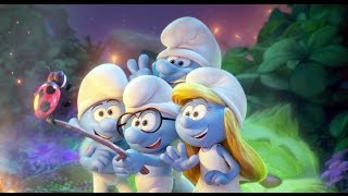 Smurfs The Lost Village ALL TRAILERS (Smurfs 3) - 2017 Animation