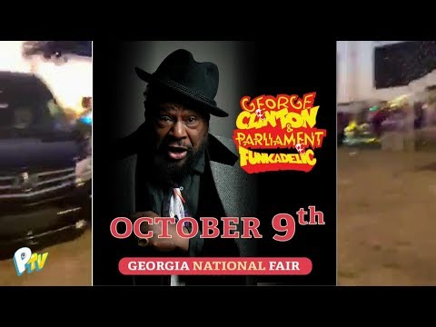 PTV - George Clinton And Parliament-Funkadelic At Perry, Georgia
