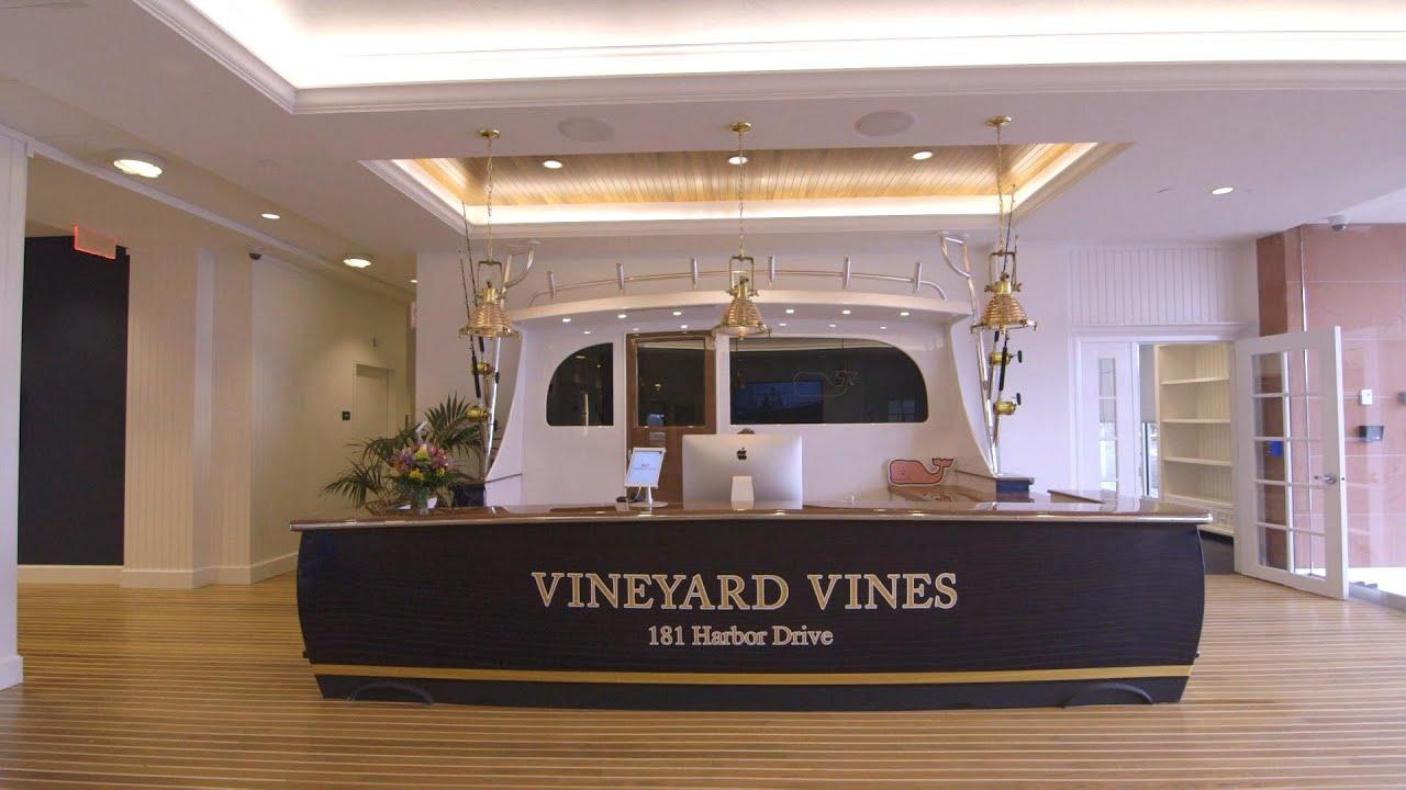 Vineyard Vines: Inside the Preppiest Office in America