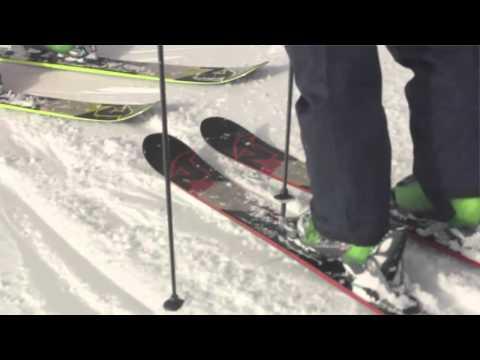 Wiosenne skitury - na Turbacz z Koninek