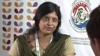 Harini Nagendra, Urban Ecology Co-ordinator and DST Ramanujam Fellow, ATREE