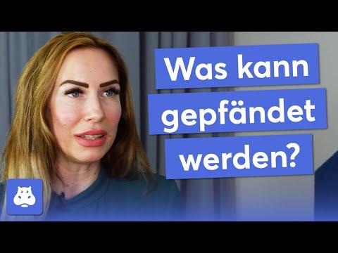 Welche Folgen hat eine Privatinsolvenz? SCHUFA, Pfändungen & mehr! Interview mit Vanessa Lehmann 2/2